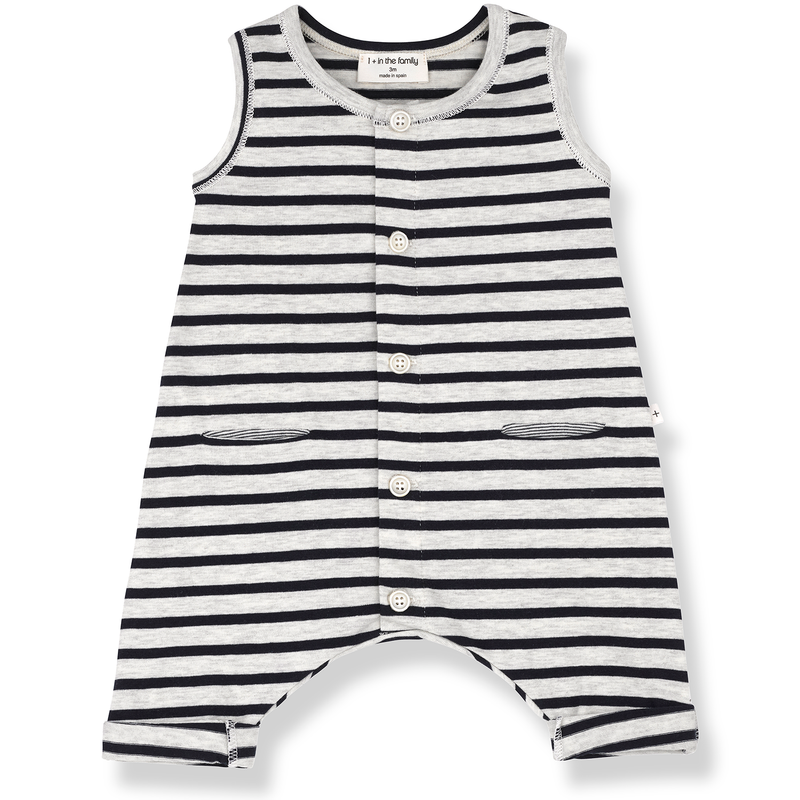 yoya, kids, baby, one more in the family, button front, tank top, romper, shortall, onesie