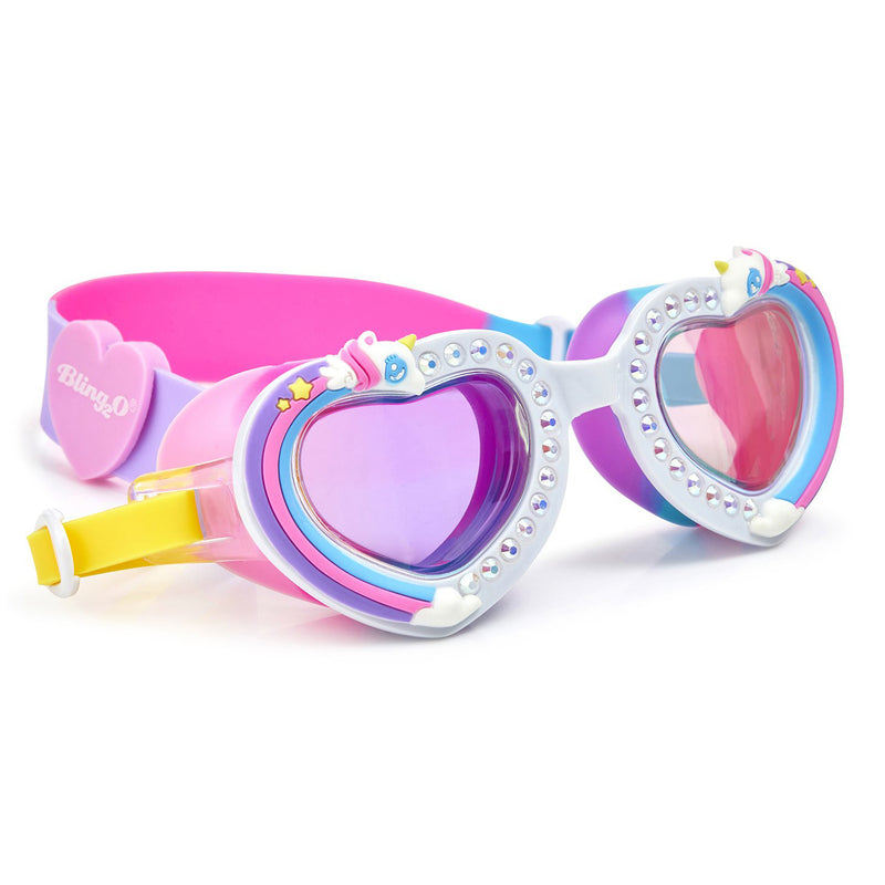 bling20 magical ride swim goggles (more colors)