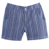 yoya kids childrens emile et ida striped shorts boys summer casual