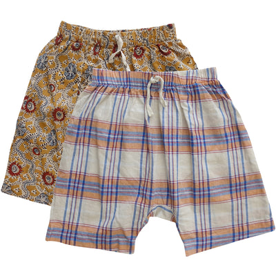 yoya, kids, boys, nico nico, summer, lightweight, casual,lounge, coverup, pull on, elastic waist, drawstring shorts