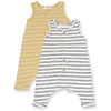 yoya kids baby one more in the family piet overall summer casual lounge slouchy fit sleeveless