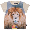 rock your baby summertime lion t-shirt