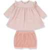 yoya, kids, baby, one more in the family, summer, casual, dress, shorts, bloomers, outfit set