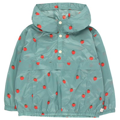 yoya, kids, boys, girls, tiny cottons, summer, lightweight, casual, graphic printed, hooded, pullover, windbreaker, jacket