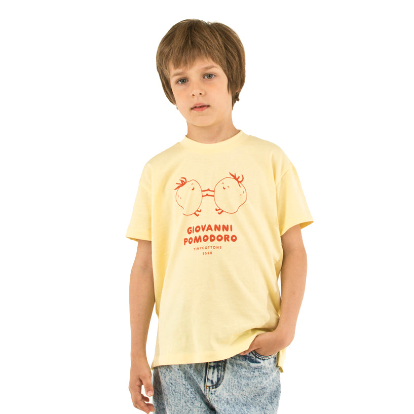 yoya, kids, boys, girls, tiny cottons, summer, lightweight, casual, graphic printed, tshirt