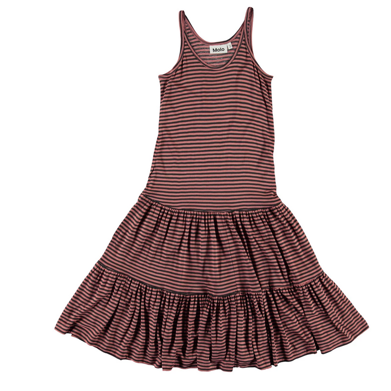 yoya, kids, girls, molo, casual, summer, tiered, maxi dress