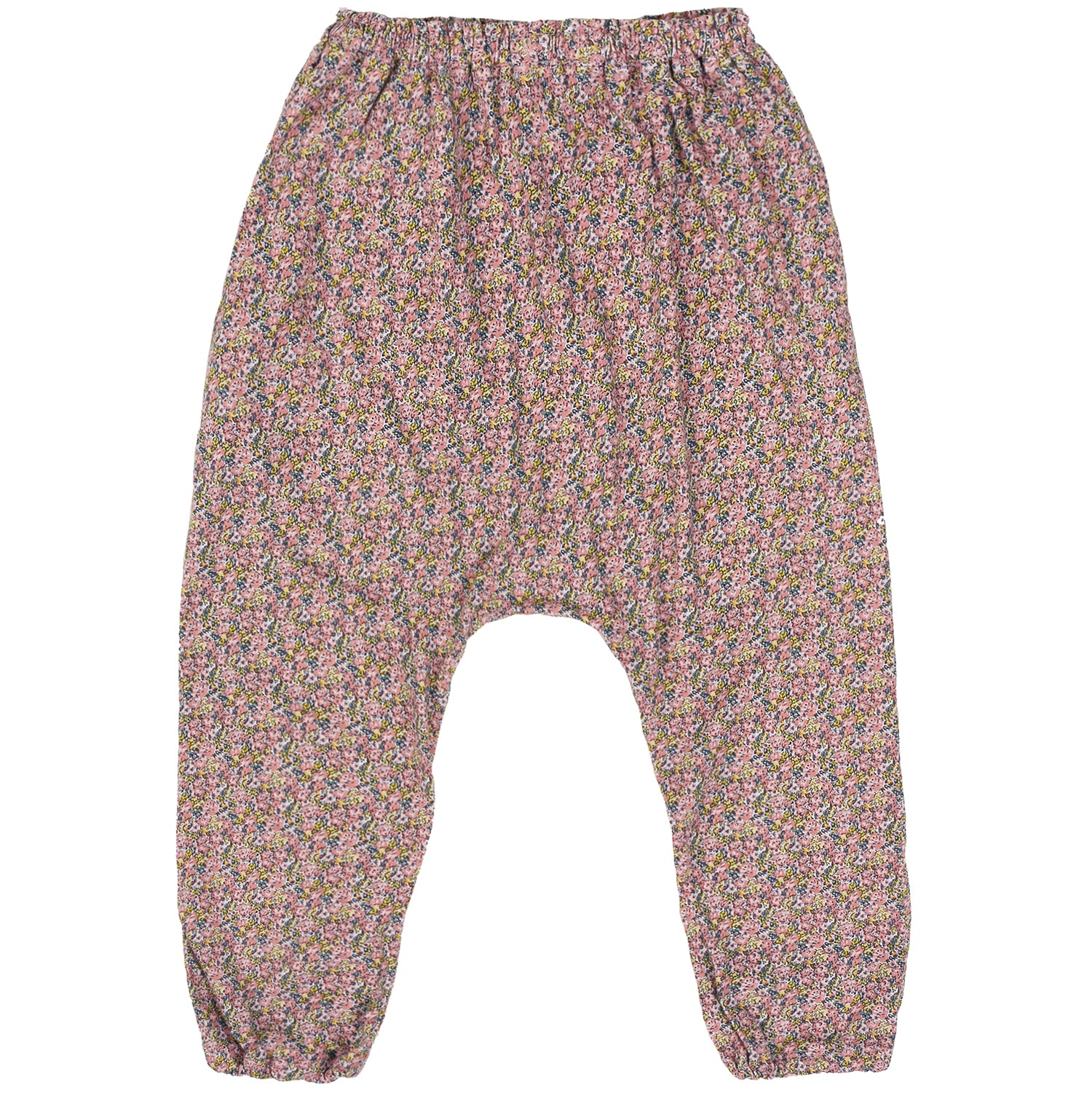 yoya, kids, girls, tambere, summer, lightweight, floral print, slouchy, pull on pants