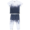 munsterkids tree dye and harper baby set