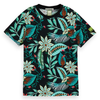 scotch shrunk tropical t-shirt