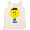 bobo choses artist baby tank top