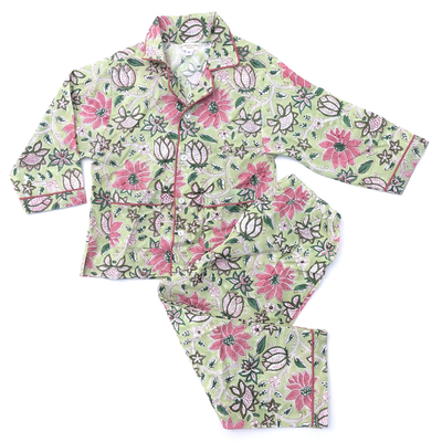 cabbages & kings pajama set