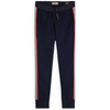 scotch shrunk side panel sweatpants