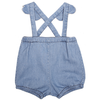 emile et ida scalloped playsuit