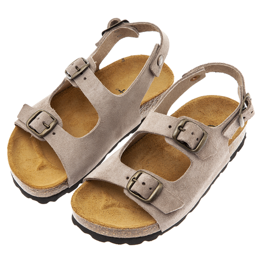 yoya, kids, girls, tocoto vintage, summer, casual, suede, buckle, ankle strap, sandals, shoes