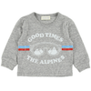 simple kids alps t-shirt