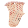 tocoto vintage strawberry socks