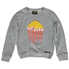 finger in the nose violetta popcorn sweater