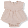 Cotton Jersey romper, 1+in the family, yoya, yoyanyc, baby girl