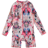 molo neka one piece baby printed surfsuit