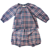 boy + girl poppy peasant set