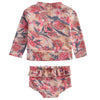 louise misha toluca uv baby surf suit