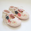 yoya kids baby louise misha cocolaia slippers string ties casual