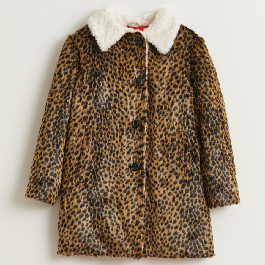bellerose hoax faux fur coat