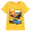 yoya, kids, boys, billieblush, billybandit, lightweight, summer, casual, car, graphic t-shirt
