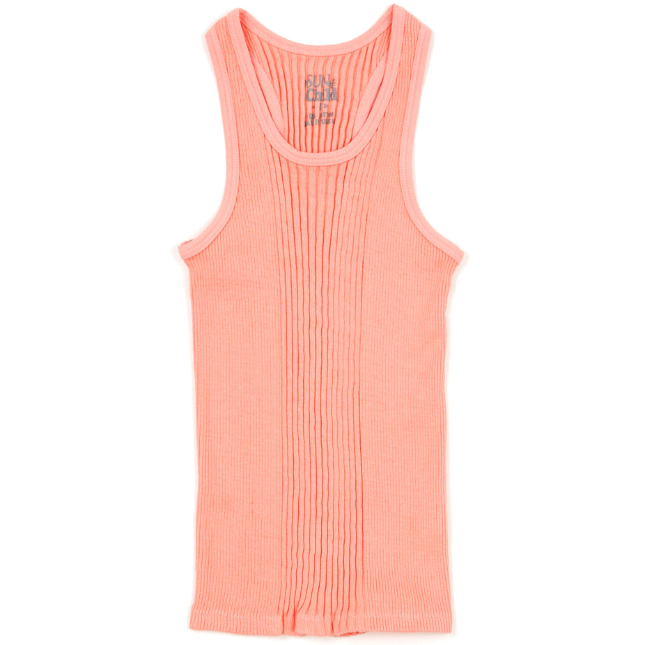 yoya, kids, girls, sunchild, summer, casual, lounge, ribbed, racerback, tank top