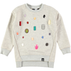 molo margith jeweled sweatshirt