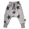 nununu star baggy baby pants
