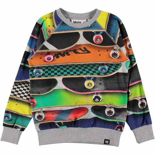 yoya, kids, boys, molo, summer, lightweight graphic printed, long sleeved, tshirt
