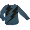 nico nico long sleeve flash raglan