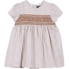 velveteen imogen baby dress