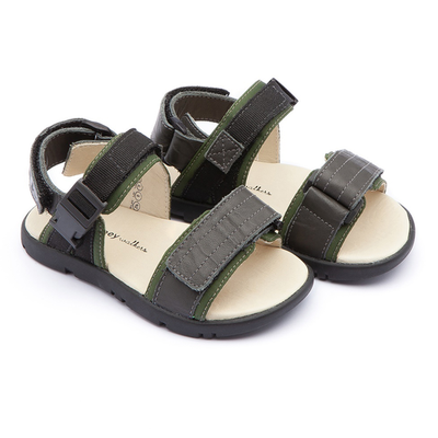 yoya kids childrens tip toey joey little soldier sandals boys summer casual sporty sandals