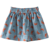 bobo choses crab your hands flared skirt