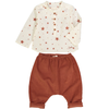 louis louise grand pere jungle baby set