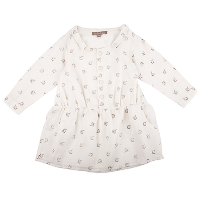 emile et ida chaton baby dress