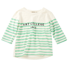bobo choses art college 3/4 sleeve baby t-shirt