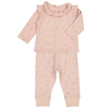 louis louise doria and tim baby pajamas