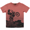 finger in the nose desert road t-shirt