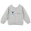 mini rodini eyes sweatshirt