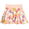 mini rodini unicorn sweatskirt