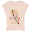 morley flip feather t-shirt