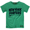 finger in the nose dalton ny surfers t-shirt