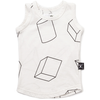 nununu geometric tank top