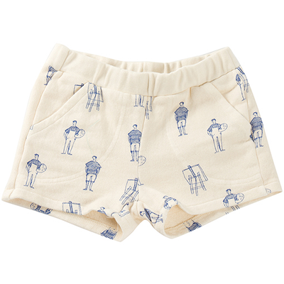 bobo choses fleece baby shorts