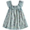 yoya, kids, girls, louise misha, summer, casual, sleeveless, ruffle shoulder, floral print, swing dress