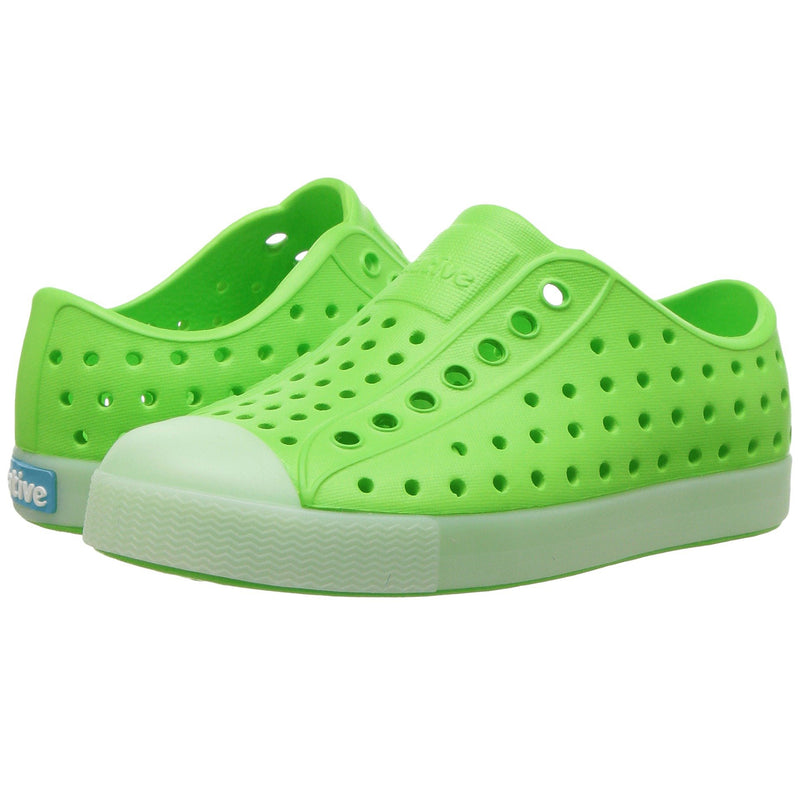 native jefferson glow junior slip-ons (more colors)