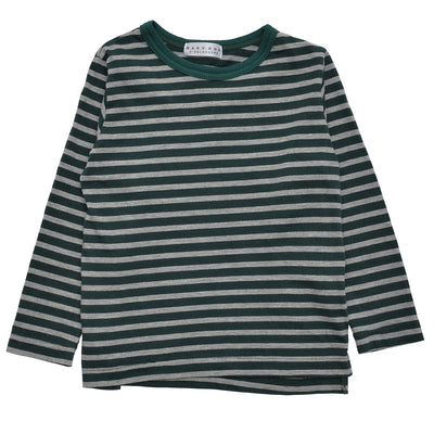 east end highlanders luz striped t-shirt
